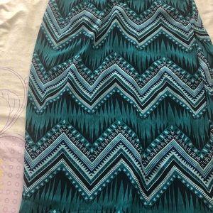 H&M beach skirt